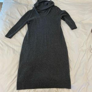 Old Navy maternity sweater dress